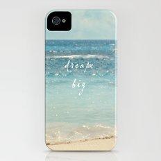 dream big iPhone (4, 4s) Slim Case