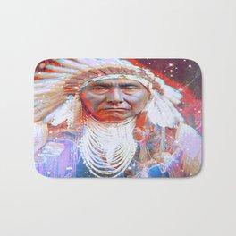 Crazy Horse Bath Mat
