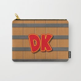 Donkey Kong Barrel Carry-All Pouch
