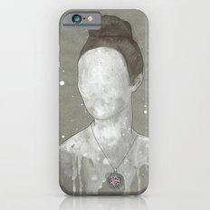girl with kütahya porcelain çini necklace Slim Case iPhone 6s