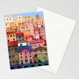 a city Stationery Cards