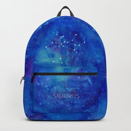 Constellation Sagittarius  Backpack