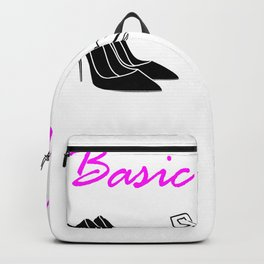 i dont care what you say im bootiful Backpack
