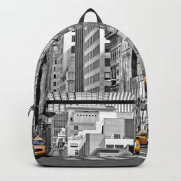NYC - Yellow Cabs - Police Car Backpack
