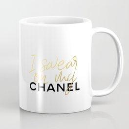 Glamour Decor Coffee Mug