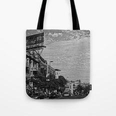 Mile-end Tote Bag
