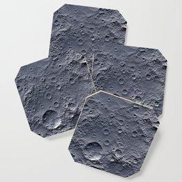 Moon Surface Coaster