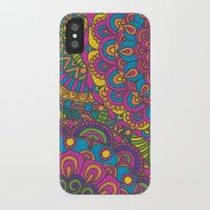 Summer Mix Slim Case iPhone X