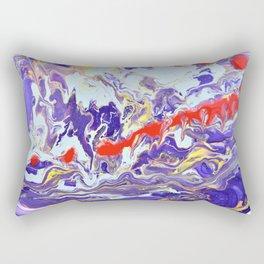 Evidence Rectangular Pillow