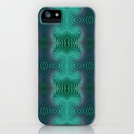 Varietile 37 (Repeating 1) iPhone Case