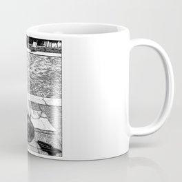 asc 799 - La chaleur chienne (Dog Days Drips) Coffee Mug