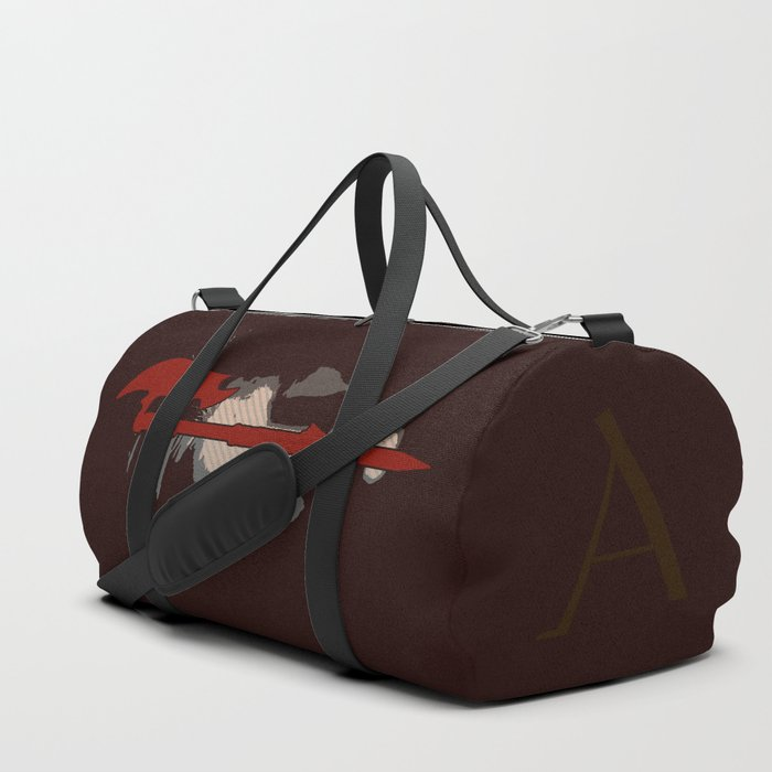 Buffy & Angel Duffle Bag