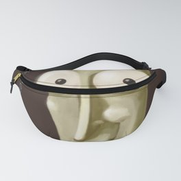 Portrait Of Mr. Poopy Butthollendesse Fanny Pack