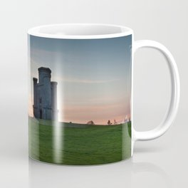 Sunset at Paxton's Tower Coffee Mug