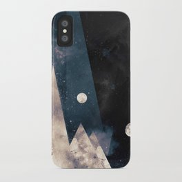 Escape, from planet earth iPhone Case