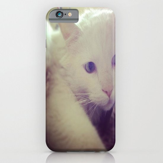 talk to the left because I am looking to my right iPhone & iPod Case