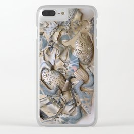 800 Clear iPhone Case
