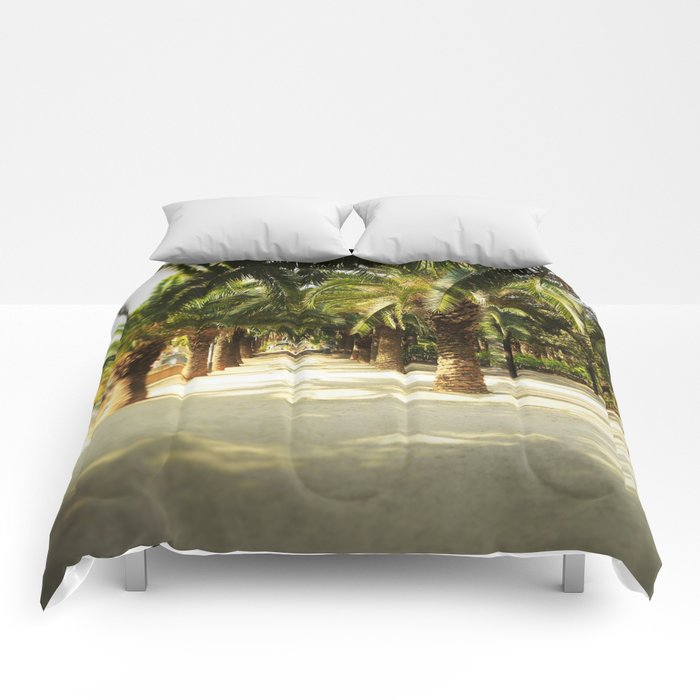 Tunnel Vision Comforters