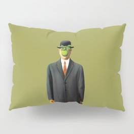 In the style of Magritte Pillow Sham