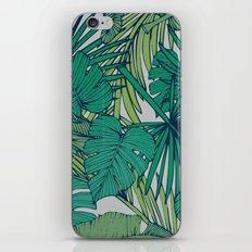 Palm veil iPhone & iPod Skin