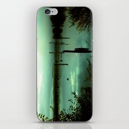 Green Bridge  iPhone Skin