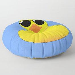 Cool Rubber Duck Floor Pillow