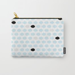 clouds pattern Carry-All Pouch