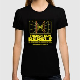 Trench Run Rebels T-shirt