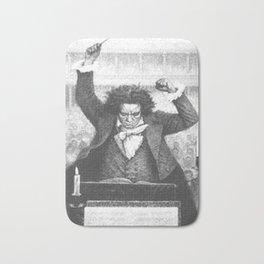 Beethoven 250th anniversary Bath Mat