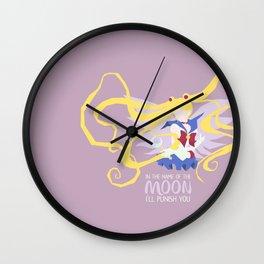 Sailor Moon Chronicles Wall Clock