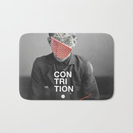 Contrition Bath Mat