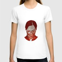 moulin rouge T-shirts featuring ROUGE by Jeremy Parigi