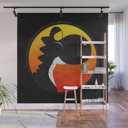 Yoshi Kombat Wall Mural