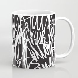 Graffiti illustration 07 Coffee Mug