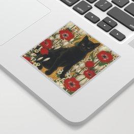 Yang (Ying Yang) Sticker