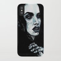 marceline iPhone & iPod Cases featuring Marceline by .Esz