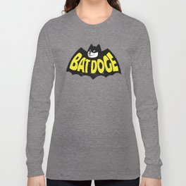 BatDoge (Shibe Doge) Long Sleeve T-shirt