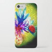 ladybug iPhone & iPod Cases featuring ladybug by haroulita
