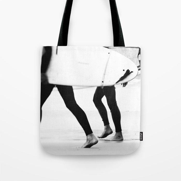 catch a wave Tote Bag