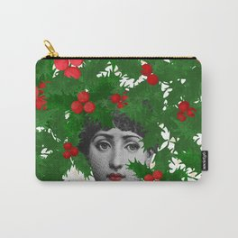 In the Holly Carry-All Pouch