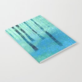 Bluebells, Challock Notebook