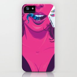 Monster Girl iPhone Case
