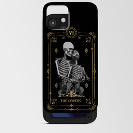 The Lovers VI Tarot Card iPhone Card Case