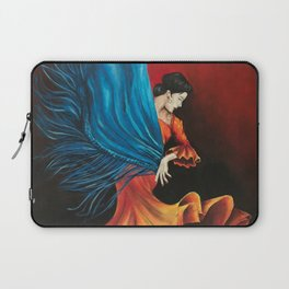 Spanish Flamenco Dancer Laptop Sleeve