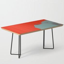 Broken Coffee Table