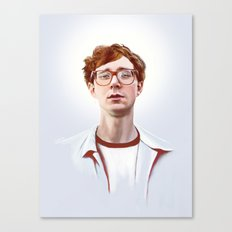 Erlend Øye, Kings of Convenience / The Whitest Boy Alive Canvas Print