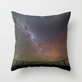 Residencia at Paranal Throw Pillow