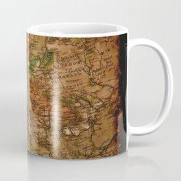 Map of Europe 1740 Coffee Mug