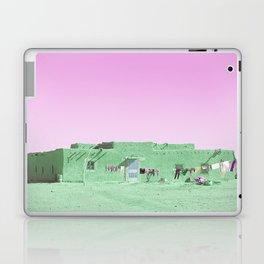Moroccan Dar in Green Laptop & iPad Skin