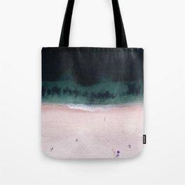 The purple umbrella Tote Bag